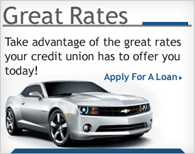 Great Rates. Apply For A Loan.