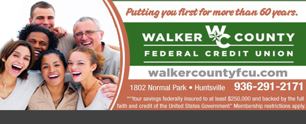 Join Walker County FCU